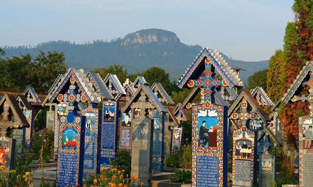 Cimitirul Vesel de la Sapanta