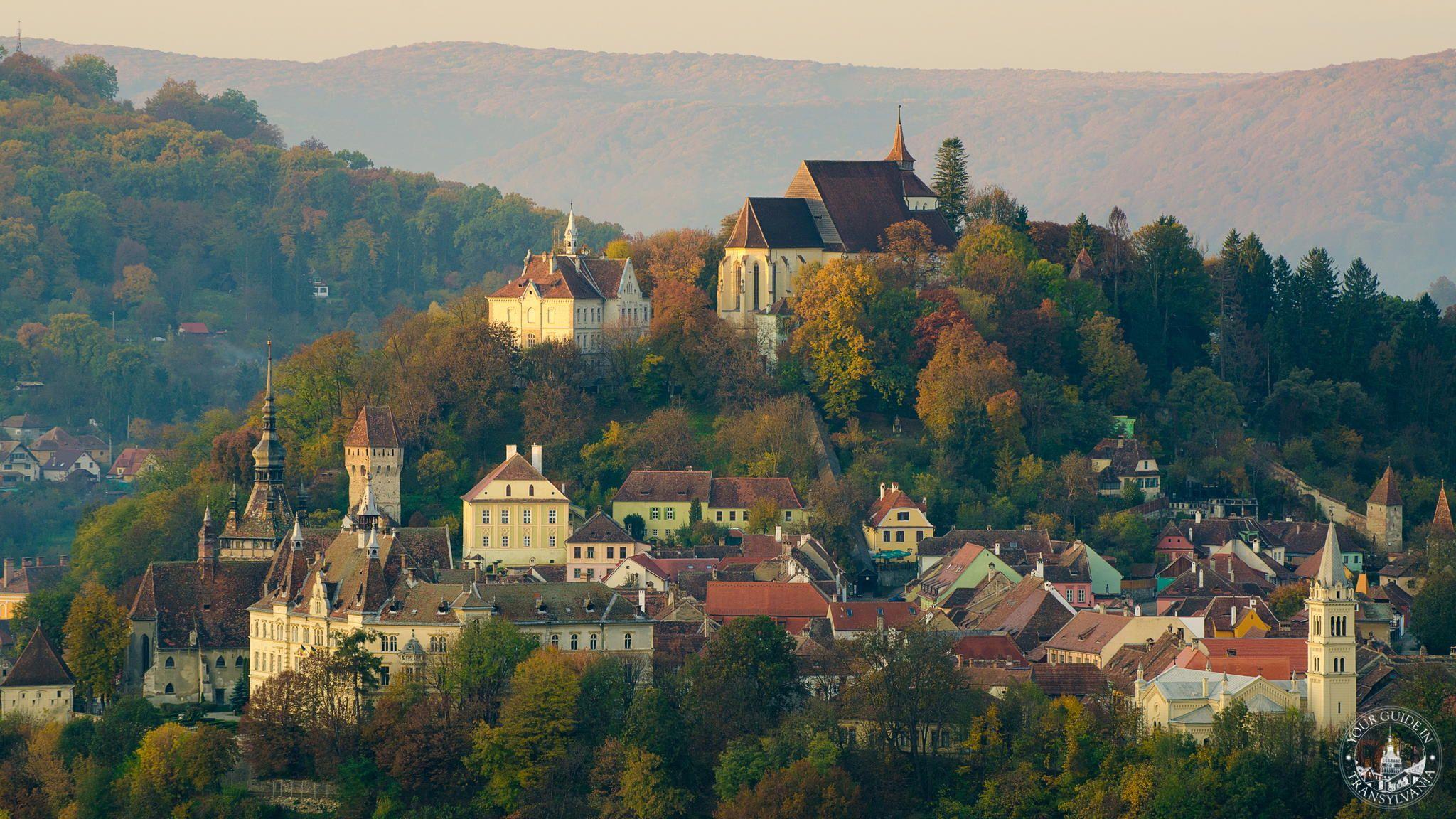 Sighisoara, Perla Transilvaniei