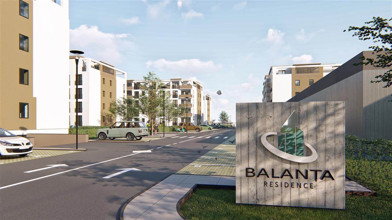Ansamblul Rezidential Balanta
