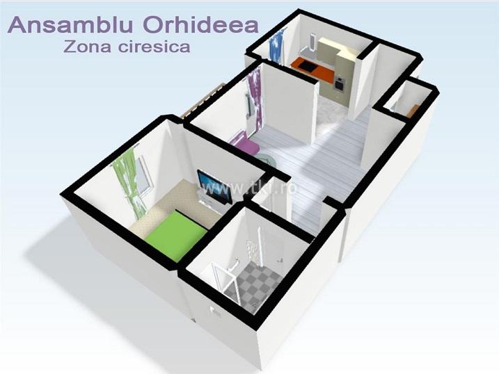 Ansamblul Orhideea