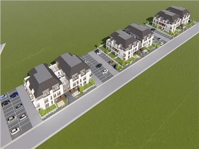 Ansamblul Rezidential Green Vilage Apartments
