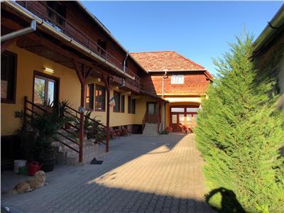 Pensiune de vanzare Sibiu Orlat