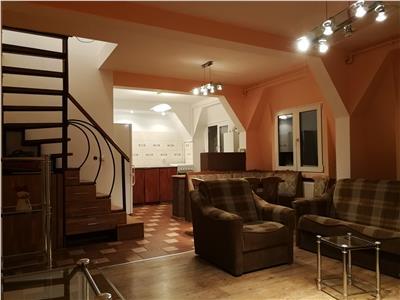 Apartament 3 camere la mansarda in Sibiu zona Mihai Viteazu