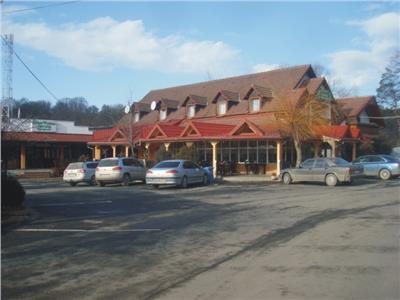 Motel Restaurant de vanzare in Bradu judetul Sibiu