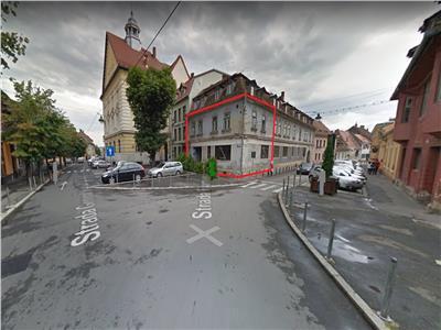 Casa cu 2 apartamente de vanzare Sibiu zona Ultracentrala
