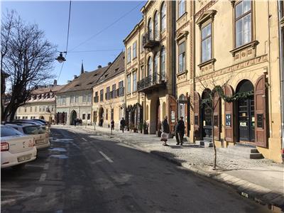 Spatiu comercial Pensiune de vanzare Sibiu Centru Istoric
