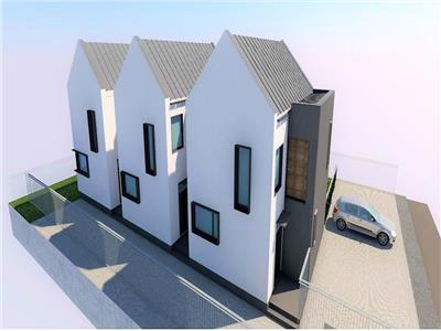 Casa tip triplex de vanzare in Sibiu zona Selimbar