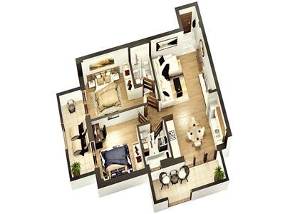 Apartament 3 camere de vanzare Sibiu zona Calea Surii Mici