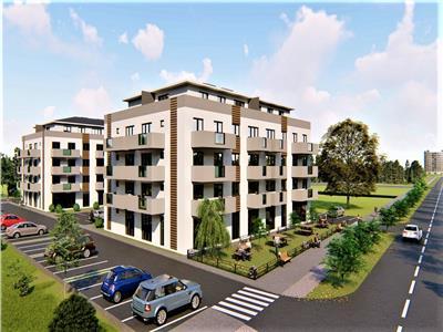 Penthouse 3 camere de vanzare Sibiu zona Calea Surii Mici