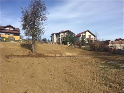 Teren de vanzare in Cisnadioara zona Valea Argintului