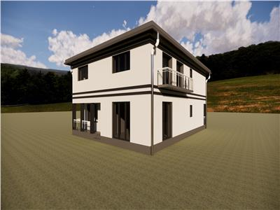 Casa tip duplex de vanzare in Sibiu zona Soseaua Selimbarului