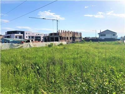 Teren intravilan de vanzare in Sibiu zona Calea Cinsadiei