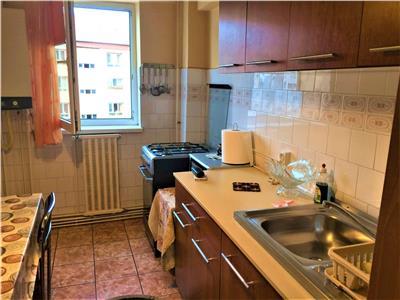 Apartament 2 camere de inchiriat in Sibiu zona Trei Stejari