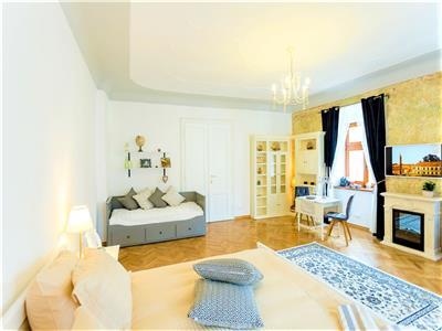 Apartament 3 camere Sibiu de vanzare in zona Ultracentrala