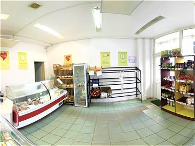 Spatiu comercial de inchiriat Sibiu in zona Milea