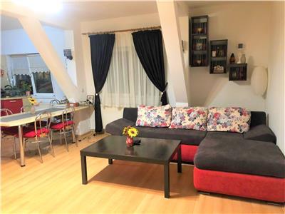 Apartament 3 camere de vanzare Sibiu zona Vasile Aaron