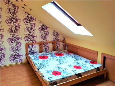 Apartament 3 camere la mansarda de vanzare in Sibiu