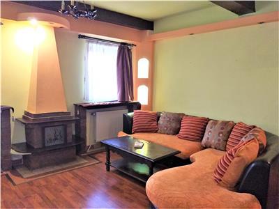Apartament la mansarda 3 camere de inchiriat in Sibiu