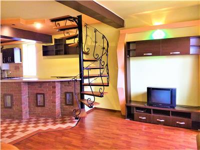 Apartament la mansarda 3 camere de vanzare in Sibiu