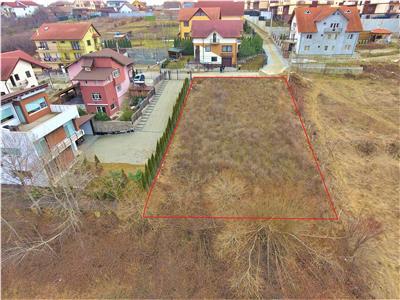 Teren intravilan de vanzare in Sibiu zona Strand II