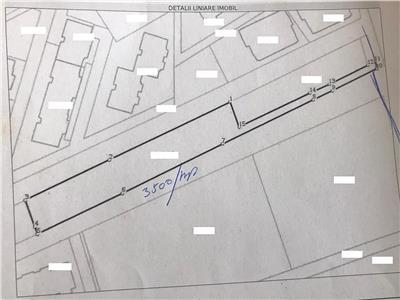 Teren de vanzare Sibiu pretabil constuctie Blocuri S+P+4E
