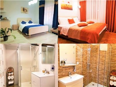Apartament 2 camere + Garsoniera de vanzare Sibiu zona Ultracentrala