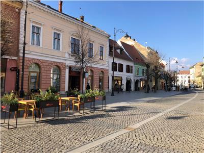 Spatiu Comercial de inchiriat Sibiu zona Nicolae Balcescu