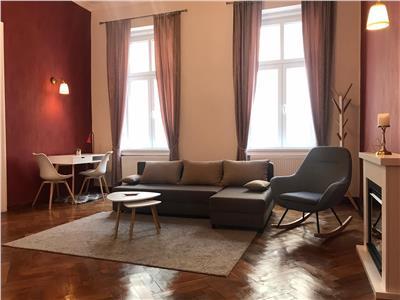 Apartament 2 camere de inchiriat Sibiu zona Ultracentrala