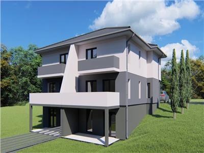 Casa - Duplex de Vanzare in Zona Cisnadie/Cisnadioara