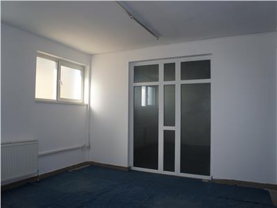 Hala cu spatiu birouri de vanzare in Sibiu zona Terezian
