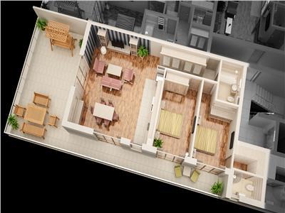 Penthouse TIP 9 de vanzare in Ansamblul CITY RESIDENCE