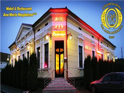 Motel 3 stele in Lipova judetul Arad