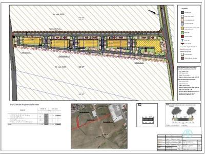Teren intravilan constructie blocuri S+D+P+7 et in Sibiu zona Dedeman