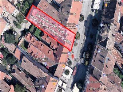 Spatii comerciale de vanzare Sibiu Centrul Istoric