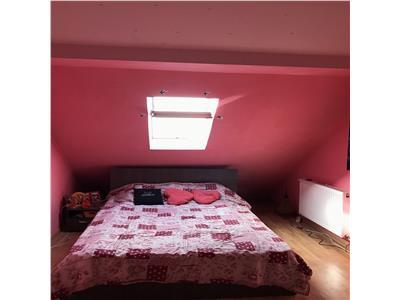Apartament la mansarda de vanzare in Sibiu zona Valea Aurie