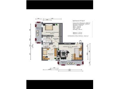 Apartamente Sibiu 3 camere de vanzare