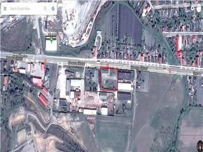 Teren industrial de vanzare Sibiu Copsa Mica