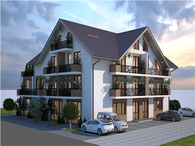 Apartament 5 camere de vanzare  Sibiu zona Calea Cisnadiei