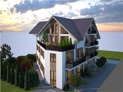 Apartament 5 camere de vanzare  la cheie - Sibiu - Calea Cisnadiei