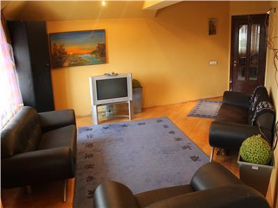 Apartament 4 camere de vanzare in Sibiu zona Parcul Sub Arini
