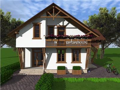 Casa de vanzare in Sibiu zona Selimbar