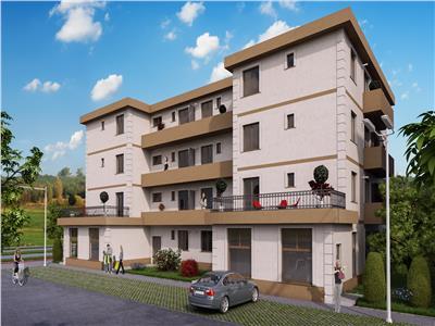 Apartament 3 camere de vanzare in Sibiu zona Calea Surii Mici
