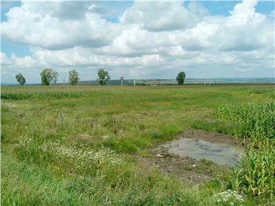 Teren intravilan de vanzare in Sibiu zona Industriala Vest