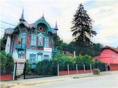 Pensiune de vanzare Ocna Sibiului