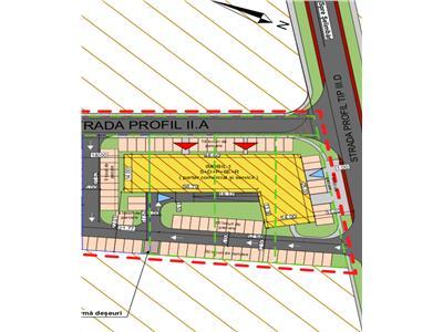 Teren constructii blocuri de vanzare in Sibiu Doamna Stanca