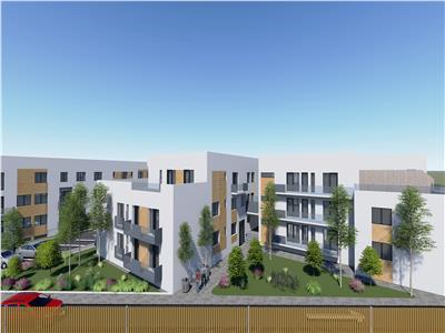 Apartament 2 camere de vanzare in Sibiu zona Turnisor