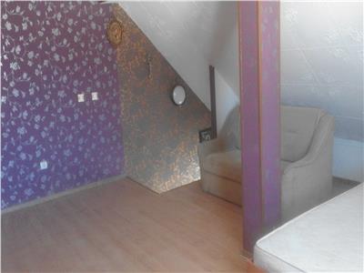 Apartament 2 camere de vanzare la mansarda in Sibiu zona Vasile Aaron