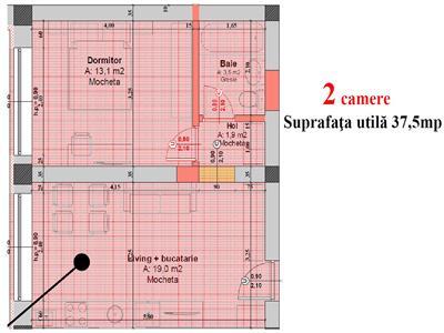 Apartamente 2 camere / vanzare  / Cisnadie